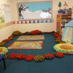 Carpeted Classroom 1