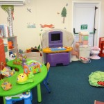 Carpeted Classroom 6